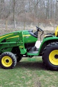 New Tractor!