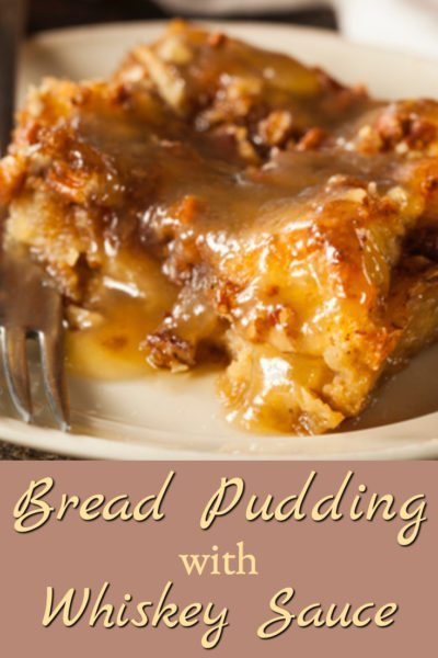 This is a rich and easy bread pudding recipe that everyone seems to love!