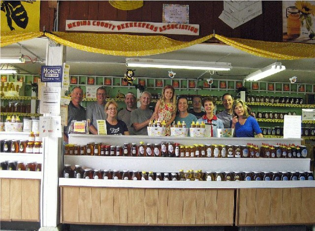 2013 Fair Bee Booth