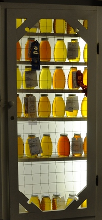 2013 Fair Honey Entries
