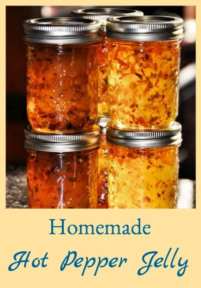 Here's how to make a hot pepper jelly that tastes delicious, looks terrific, and makes a great quick appetizer or gift!
