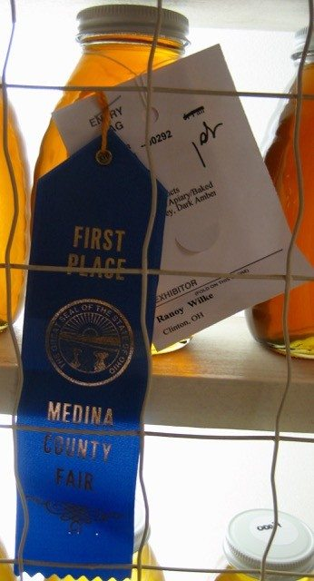 2015 Blue Ribbon Honey