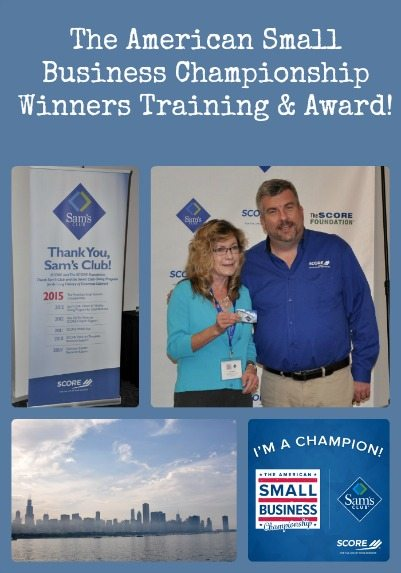 Small Business Championship Training