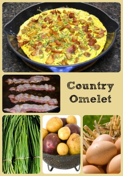country-omelet