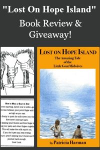 """Lost On Hope Island"" Book Review & Giveaway"
