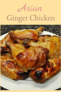 Asian Ginger Chicken