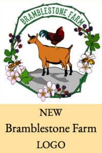 New Bramblestone Farm Logo!