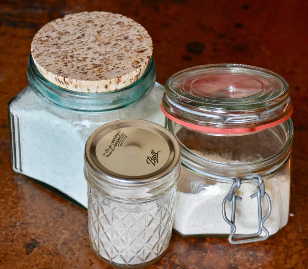 Bath Salts Recipe In Various Container Options