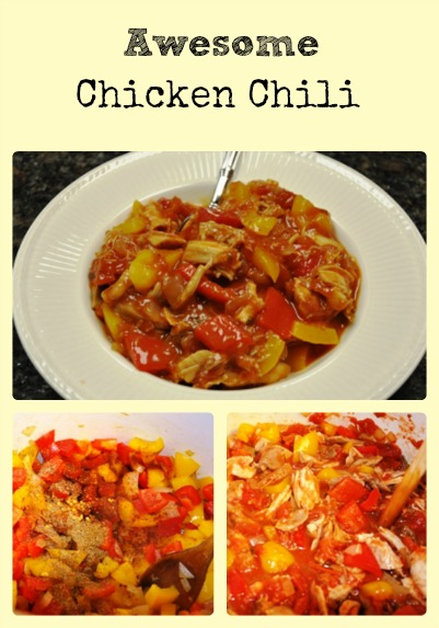 Awesome Chicken Chili via Better Hens and Gardens