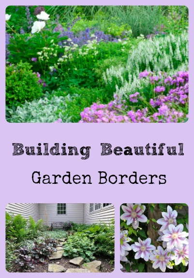 Building Beautiful Garden Borders via Better Hens and Gardens