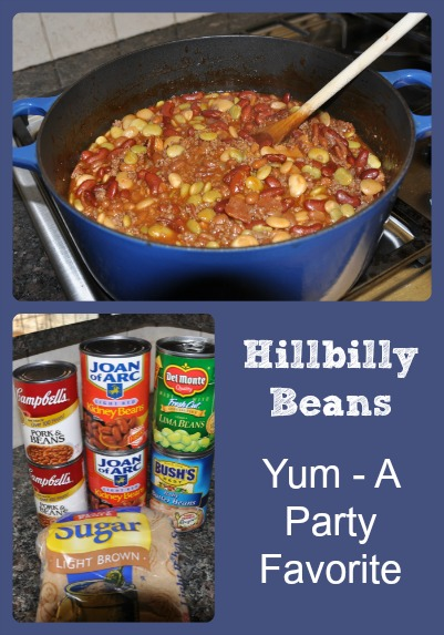 Hillbilly Beans via Better Hens and Gardens