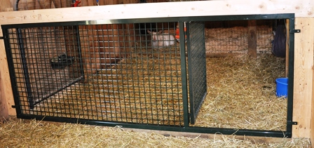 New Stall Gate Open Small