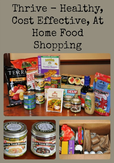 Thrive Shopping Collage via Better Hens and Gardens