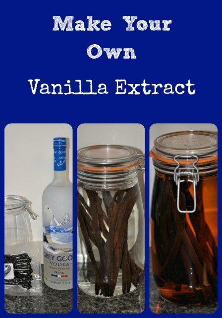 Make Your Own Vanilla Extract via Better Hens and Gardens